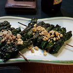 Grilled Betel Leaf with Marinated Beef