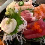 Mixed sushi