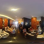 360 view of the restaurant