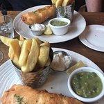 Foto van QC's Seafood Restaurant Bar and Townhouse