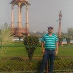 My Kodak moment outside India Gate