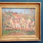 Camille Pissarro - Les Toits rouges - 1877