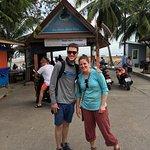 Seniuk H - Made the round trip transfer to Nam Mao Pier