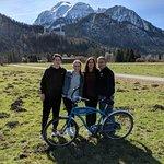 Tour of Neuschwanstein Castle with bike ride