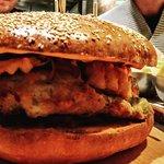 2kg burger