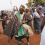 A trip to the north to experience the annual damba festival by the chiefs and people of the nort