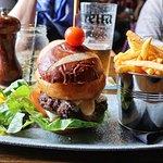 8 oz Steak Burger