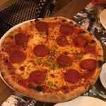 FABULOUS diavola pizza