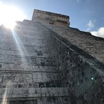 We visited Chichen Itza during the equinox and it was amazing!