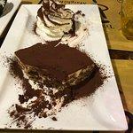 A bite of Tiramisu