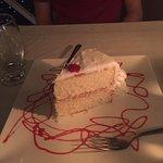 Coconut cake. YUM!