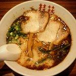 熊本旅の〆は桂花ラーメン!大満足の一杯です♪