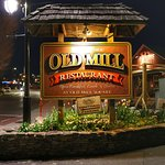 The Old Mill Restaurant!