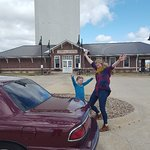 Fotografia de Golden Spike Tower and Visitor Center