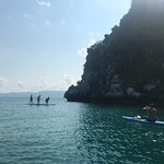 Photo of iSUP Samui Stand Up Paddling