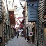 Photo of Bryggen Hanseatic Wharf