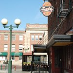 Lazlo's Brewery & Grill in the Historic Haymarket District.