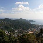 panoramic view from big buddha