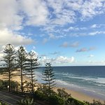 View from Club Coolum