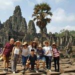 Photo de Siem Reap Taxi Driver Day Tours