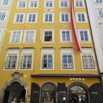 Foto de Mozart's Birthplace