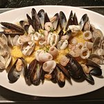 Vermicelli con Cozze - Vermicelli and Mussels