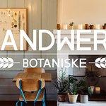 Handwerk Botaniske Logo