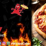 At Wicked Pizza we think about you thats why with our free delivery we take your pizza to you!