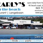 Pearly's on the beach