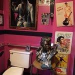 The Elvis Restroom
