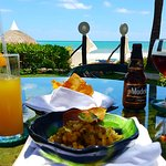 Photo of Pavo Real by the Sea