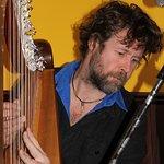 Irish Musician (Hothouse Flowers) Liam O'Manoili