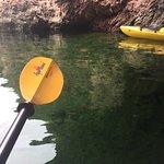 Black Canyon Kayak Tour - Emerald Cave