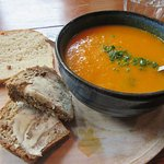 CArrot and Chili Soup
