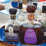 Rum tasting Sunset Cruise ... Enjoy premium rums from St Lucia Distillers
