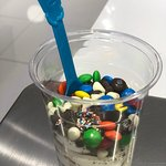 Delicious combinations of flavors and toppings...