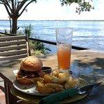 Paradise Burger!