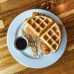 Delicious Chicken & Waffles