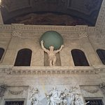 Atlas in the Main Hall