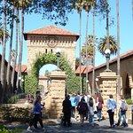 Famous gate entrance