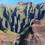 The amazin Na Pali coastline