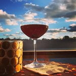 Citron's Manhattan out the by the lake, hard to beat!