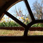 Underneath the house at Monticello