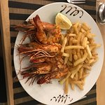 Real good shrimps - 5 stars on this