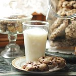 There is always Chocolate Cookies waiting for you in the Butlers Pantry.