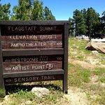 Flagstaff Summit area