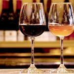Enjoy happy hours at our Winebar