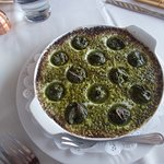 Escargot Appetizer at La Brasserie Bistro & Bar, 78477 HWY 111, La Quinta, Greater Palm Springs,