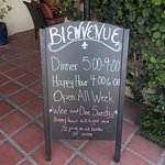 Welcome to La Brasserie Bistro & Bar, 78477 HWY 111, La Quinta, Greater Palm Springs, CA.