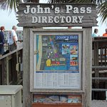John's Pass Directory